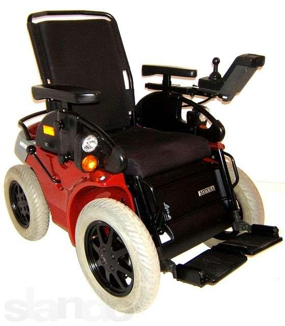 Elektrický vozík pro seniory